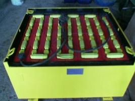 72 Volt 350 Amper Traksiyoner Akü